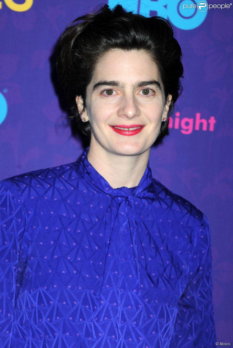 Gaby Hoffmann à New York le 6 janvier 2014.