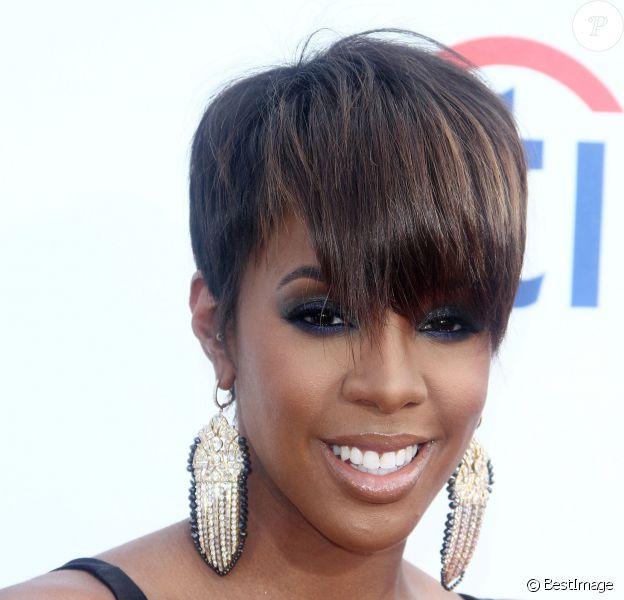 "Kelly Rowland au photocall ""The 2014 Billboard Music Awards"" à Las Vegas, le 18 mai 2014."