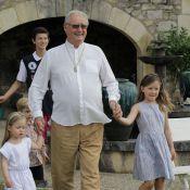 80 ans du prince Henrik : Un patriarche comblé, en famille au château de Cayx