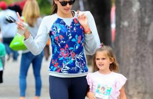 Alessandra Ambrosio : Look sportif pour la maman en duo avec sa fille