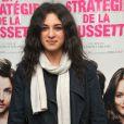"""Camélia Jordana - Avant-première de """"La stratégie de la poussette"""" de Clément Michel au cinéma à Paris le 18 décembre 2012."""
