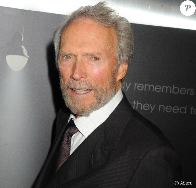Clint Eastwood à la première de Jersey Boys à New York le 9 juin 2014.