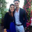 Patrick prend la pose avec sa maman Maria Shriver lors de leurs vacances au Mexique, le 12 juin 2014.