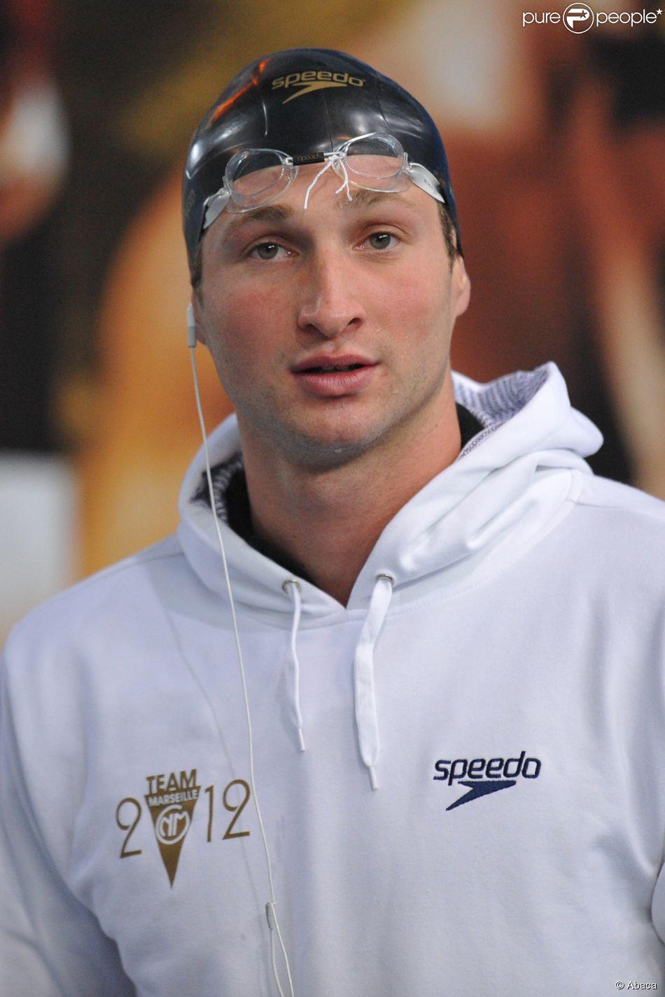 William Meynard à Strasbourg le 26 mars 2011 lors des championnats de France