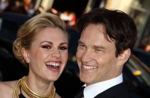 Anna Paquin et Stephen Moyer : Les amoureux font leurs adieux à True Blood