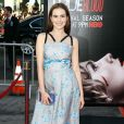"""Zoey Deutch - Première de la 7e et ultime saison de """"True Blood"""" au Grauman's Chinese Theatre à Los Angeles, le 17 juin 2014."""