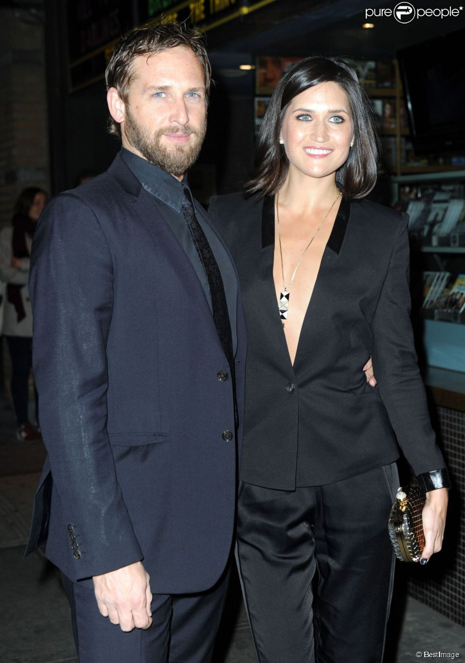 josh lucas wife purchase brownstone together