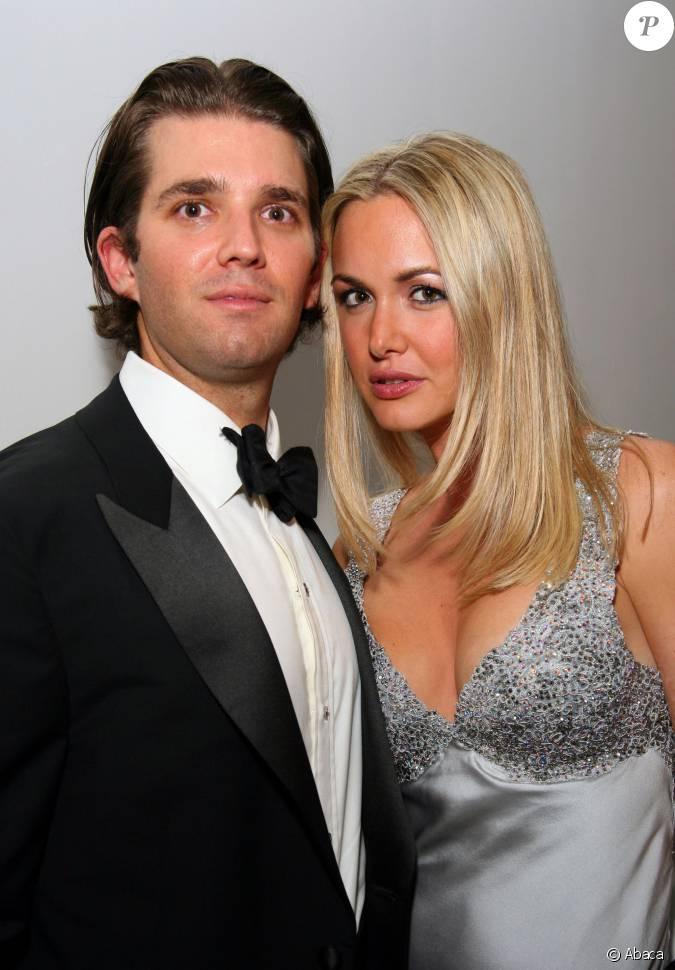 Pics Photos - Donald Trump Jr And Wife Vanessa Trump ...
