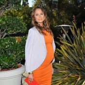 Stacy Keibler, enceinte : Baby shower grandiose pour la future maman sexy !