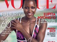 Lupita Nyong'o : La future star de Star Wars, icône beauté en Vogue