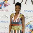 Lupita Nyong'o lors des CFDA Fashion Awards 2014 à l'Alice Tully Hall. New York, le 2 juin 2014.