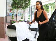 Kim Kardashian : Maman très en beauté avec North, après l'anniversaire