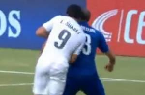 Luis Suarez et sa morsure : Grosse suspension et Mondial terminé pour la star...