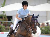 Charlotte Casiraghi et Guillaume Canet : Élégants cavaliers au Jumping de Monaco