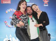 Audrey Dana, Mélanie Bernier et Guillaume Gouix en pleine fiesta !