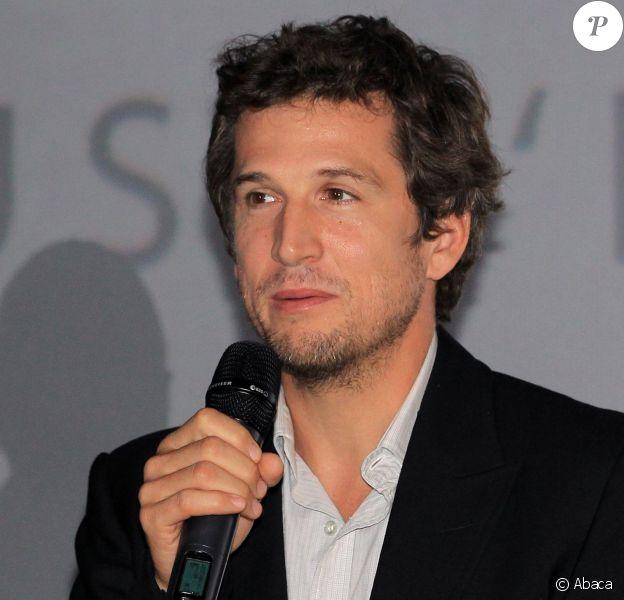 Guillaume Canet à Bordeaux, le 1er octobre 2013.