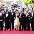 Guillaume Canet, Marion Cotillard, Clive Owen, Zoe Saldana James Caan, Billy Crudup, Lili Taylor, Domenick Lombardozzi, Mark Mahoney à Cannes le 20 mai 2013.