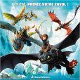 Affiche du film Dragons 2.