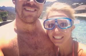 Britney Spears : Tout sourire avec David, elle met fin aux rumeurs de séparation