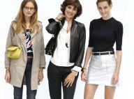 Fashion Week : Inès de la Fressange et ses filles, trio charmant pour Chanel