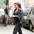 Kim Kardashian à New York, le 7 juillet 2014.