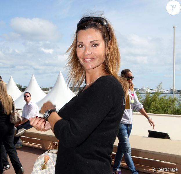 Ingrid Chauvin au 66e Festival de Cannes le 17 mai 2013.