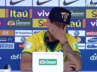 Mondial 2014 : En larmes et blessé, Neymar aurait pu finir 'en fauteuil roulant'