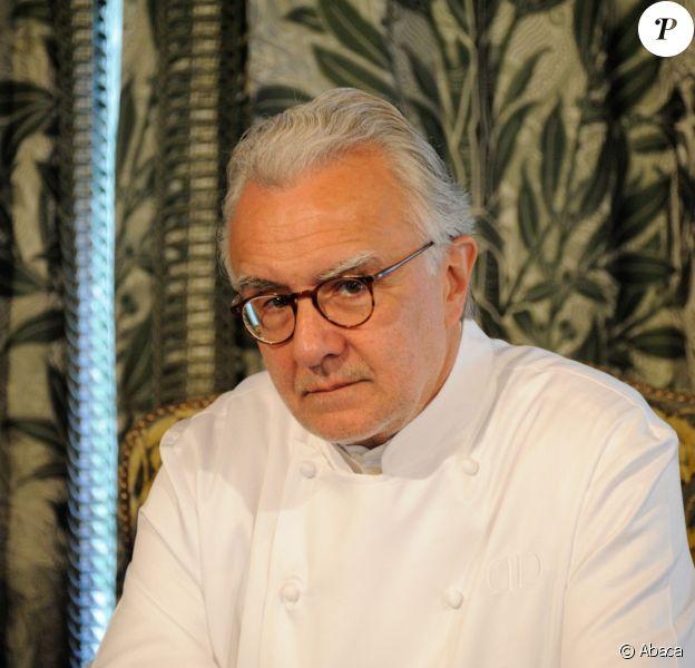 """Alain Ducasse à la 3e édition de """"Tous au restaurant"""" à l'Hôtel de Ville de Paris, le 4 septembre 2012. ©ABACA"""