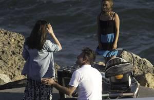David Arquette fiancé à Christina: 2 essais pour sa mémorable demande en mariage