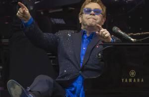Elton John annonce la fin de carrière ? C'était une ''blague''...