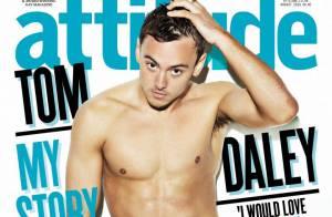 Tom Daley : Elu homme le plus sexy de l'année, le plongeur gay se dévoile
