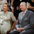 Anniversaire d'Albert II de Belgique : la reine Paola aux côtés de son mari