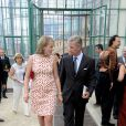 Anniversaire d'Albert II de Belgique : la princesse Mathilde et le prince Philippe