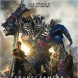 Affiche de Transformers 4.