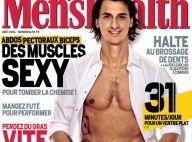 Zlatan Ibrahimovic : Chemise ouverte, sourire sexy, le Suédois livre ses secrets