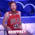 Geoffrey dans la quotidienne de Secret Story 8 sur TF1, le jeudi 24 juillet 2014
