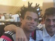 Pepe et Dani Alves : Le nouveau look improbable des deux stars du foot...
