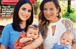 Jade Jagger et sa fille: Mamans comblées avec leurs bébés, 4 mois après le drame