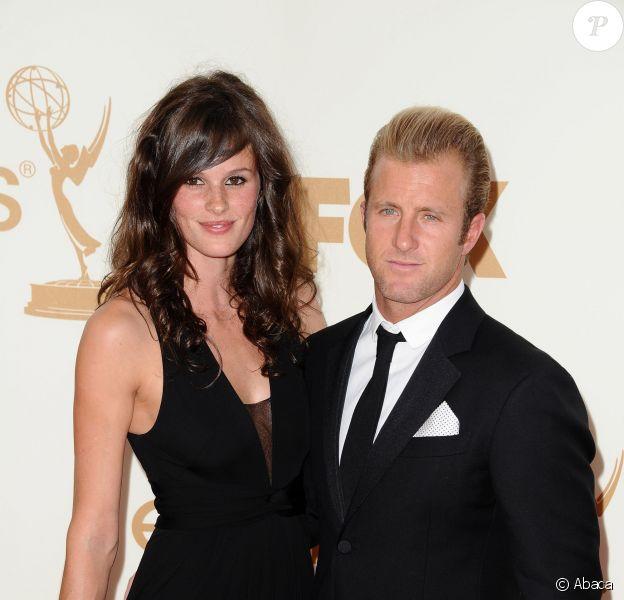 Scott Caan lors des 63e Annual Primetime Emmy Awards à Los Angeles, le 18 septembre 2011.