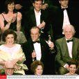 Anjelica Huston et Jack Nicholson se retrouvent aux Oscars 1998