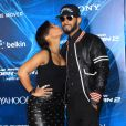 Alicia Keys et Swizz Beatz à New York. Le 24 avril 2014.
