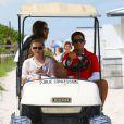 Chloë Moretz en vacances à Miami, le 2 Août 2014.