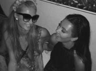 Kim Kardashian et Paris Hilton : Retrouvailles nocturnes pour les ex-BFF