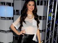 Selena Gomez : Sexy en minishort et charmeuse pour Adidas Neo Label
