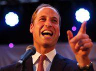 Prince William : Invité surprise et enjoué d'une grande fête