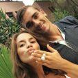 Erika Choperena et Antoine Griezmann, dernier jour de vacances en Turquie pour les amoureux, le 21 juillet 2014