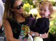 Jessica Alba : Comblée par la fête d'anniversaire de sa fille, Haven