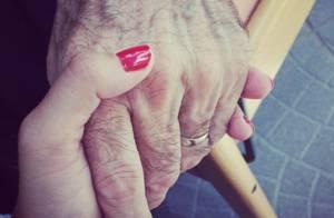 Caroline Receveur : Son tendre hommage à son père malade