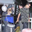 Khloé Kardashian et French Montana à New York, le 27 juin 2014.