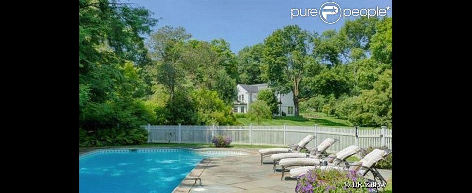 Catherine Zeta-Jones a mis en vente cette maison localisée à New York, pour 8,1 millions de dollars.